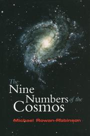 Cover of: The nine numbers of the cosmos