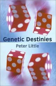 Cover of: Genetic Destinies | Peter Little