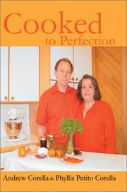 Cover of: Cooked to Perfection | Phyllis P. Corella