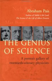 Cover of: The Genius of Science