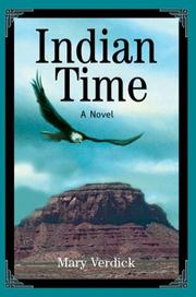 Cover of: Indian Time | Mary Verdick
