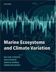 Cover of: Marine Ecosystems and Climate Variation: The North Atlantic |