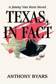Cover of: Texas, In Fact | Anthony Byars