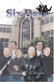 Cover of: Six Days | Patrick J. O