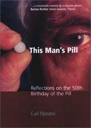 Cover of: This Man's Pill