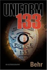 Cover of: Uniform 133 | Behr