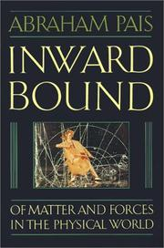 Cover of: Inward bound