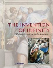 Cover of: The invention of infinity