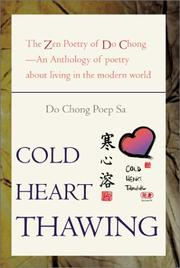 Cover of: Cold Heart Thawing | Do Chong Poep Sa