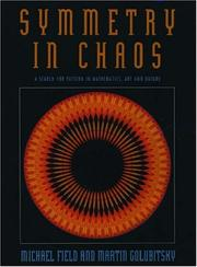 Cover of: Symmetry in chaos