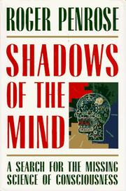 Cover of: Shadows of the mind