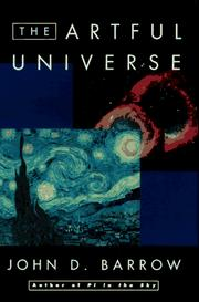 Cover of: The artful universe | John D. Barrow