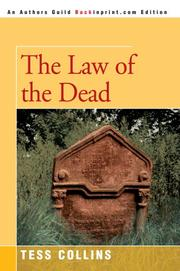 Cover of: The Law of the Dead | Tess Collins