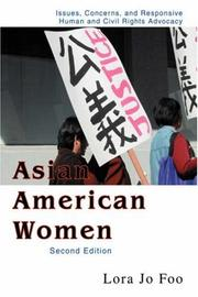 Asian American Women by Lora Jo Foo