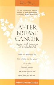 Cover of: After Breast Cancer | Musa Mayer
