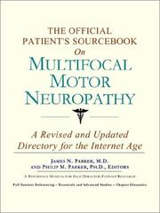 Cover of: The Official Patient