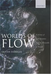 Cover of: Worlds of Flow | Olivier Darrigol