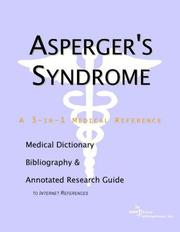 Cover of: Asperger