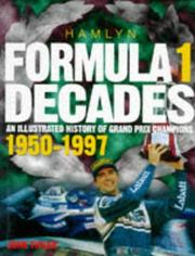 Cover of: Formula 1 Decades 1950-1997
