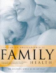 Cover of: The Hamlyn Encyclopedia of Family Health | Dr. Michael Apple