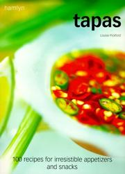 Cover of: Tapas | Louise Pickford