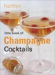 Cover of: Little book of champagne cocktails. |