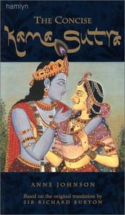 Cover of: The Concise Kama Sutra