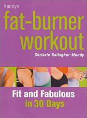 Cover of: Fat-burner workout