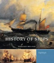 Cover of: History of Ships