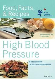 Cover of: High Blood Pressure | Angie Jefferson