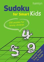 Cover of: Sudoku for Smart Kids | Hamlyn
