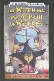 Cover of: The Witch Who Was Afraid of Witches (I Can Read Chapter Books
