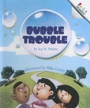 Cover of: Bubble Trouble | Joy N. Hulme