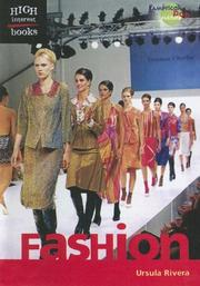 Cover of: Fashion | Ursula Rivera