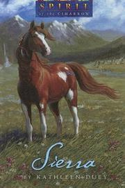 Cover of: Sierra (Spirit of the Cimarron)
