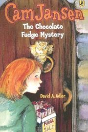 Cover of: CAM Jansen and the Chocolate Fudge Mystery