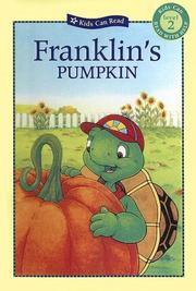 Cover of: Franklin's Pumpkin