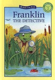 Cover of: Franklin the Detective