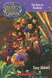 Cover of: Race to Doobesh (Secrets of Droon (Library))