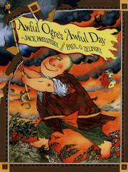 Cover of: Awful Ogre's Awful Day