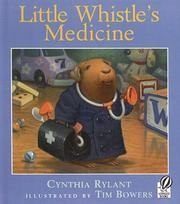 Cover of: Little Whistle's Medicine (Little Whistle)