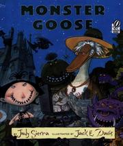 Cover of: Monster Goose | Judy Sierra