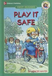 Cover of: Play It Safe