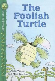 Cover of: The Foolish Turtle
