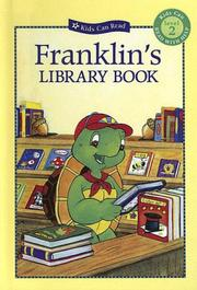 Cover of: Franklin's Library Book