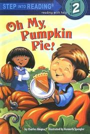 Cover of: Oh My, Pumpkin Pie!