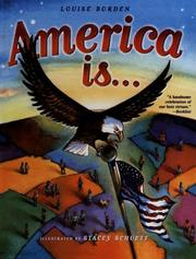 Cover of: America Is..