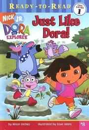 Cover of: Just Like Dora!