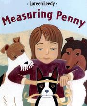 Cover of: Measuring Penny | Loreen Leedy