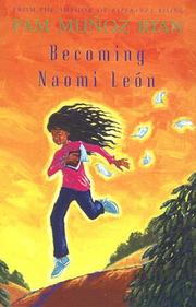 Cover of: Becoming Naomi Leon (Apple Signature)